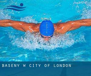 Baseny w City of London